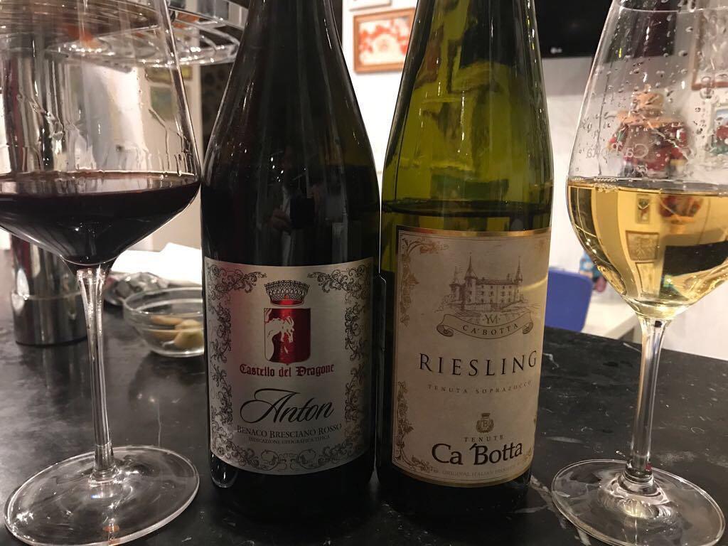 """Tasting rarities from Ca'Botta – the wines of 2009… our """"first-borns""""? Degustazione dei Ca'Botta 2009, ? la prima annata di produzione?"""