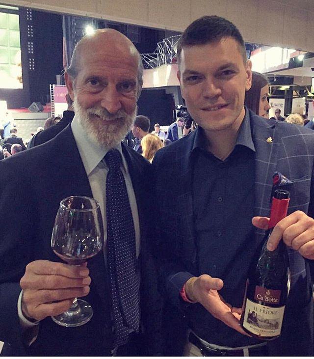 Ricordi di Migliori Vini Italiani a Mosca 2017. Vi aspettiamo ancora 30-31 maggio 2018 a Mosca per assaggio dei vini