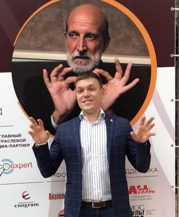 Mosca 2018 migliori vini italiani di Luca Maroni con i vini