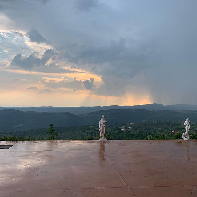 Rain in Agricola