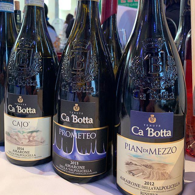 #Simposio 2019 con i vini #Cabotta