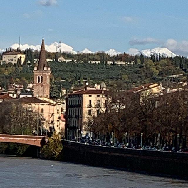 Buongiorno da #Verona e #cabotta