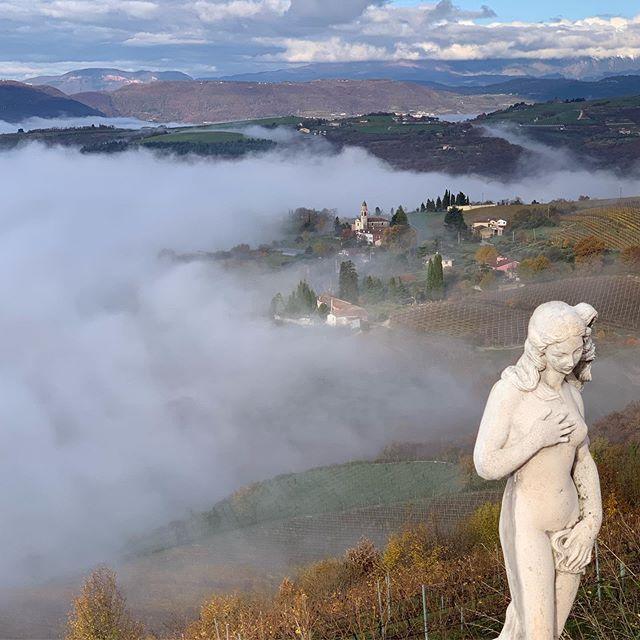 Sopra i nuvoloni #cantina #Cabotta