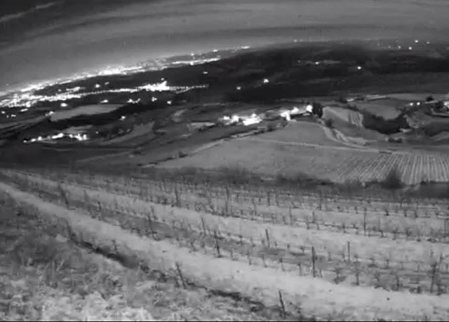 Notte con luci di #Verona citt?. #Cabotta Agricola