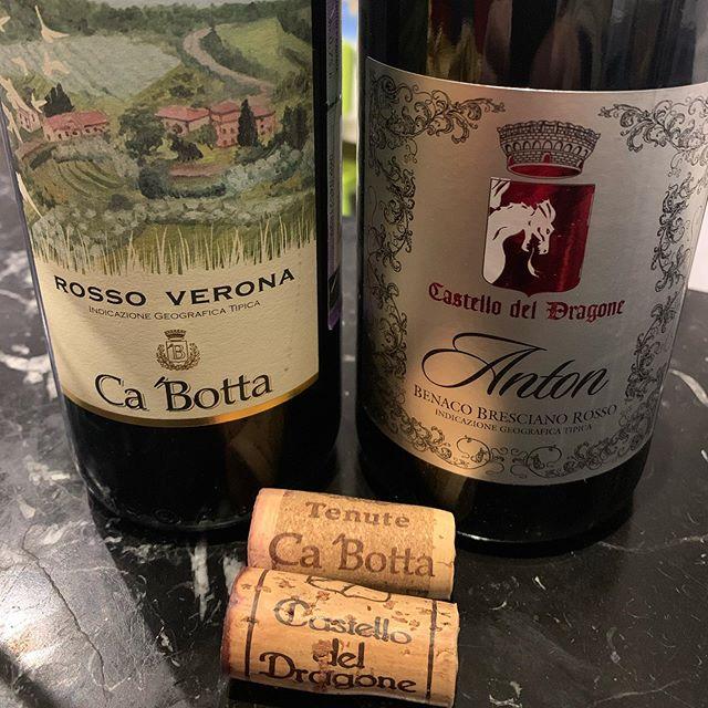Benaco bresciano rosso #Anton 2009 primo vino Tenute #Cabotta