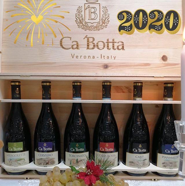 #BuonAnno2020 #Cabotta