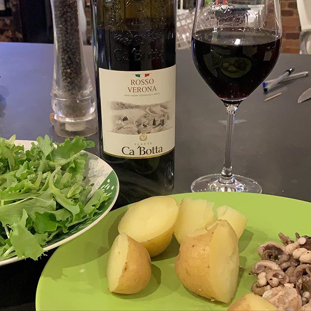 Il Piatto del contadino con #Cabotta vini