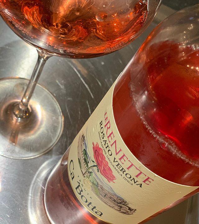 #LeRenette rosato da #cabotta