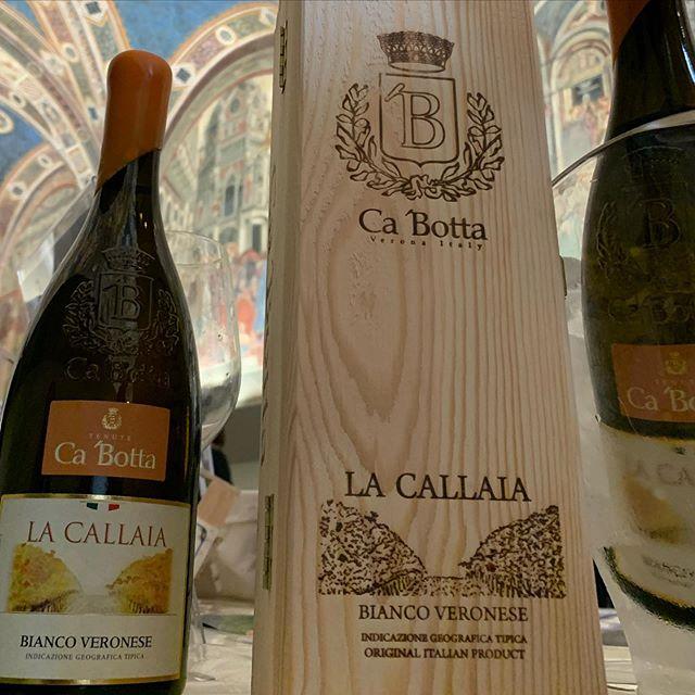 #Lacallaia di #CaBotta vini