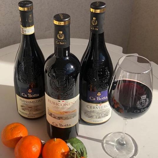 Grazie ? per la foto dei vini #Cabotta
