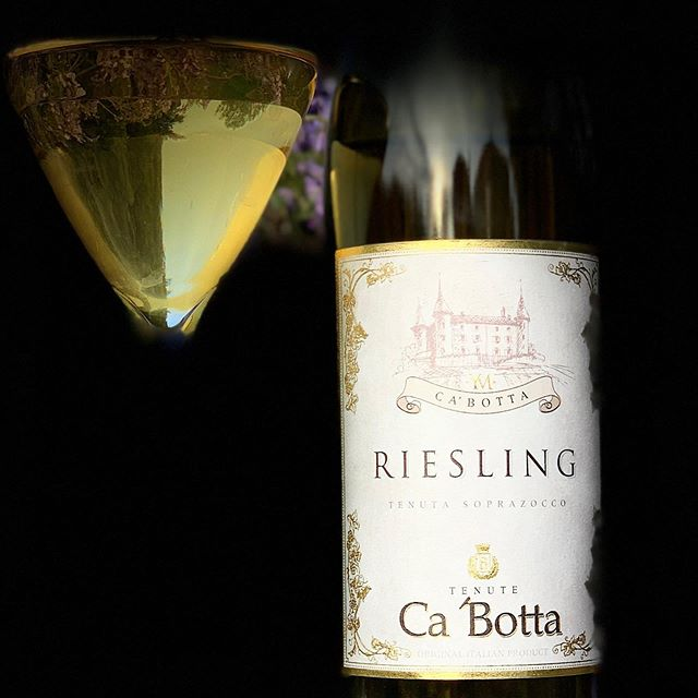 #Riesling #Cabotta old style